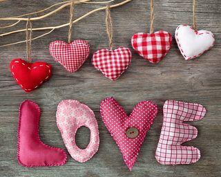 Обои на телефон ткани, сердце, романтика, любовь, дерево, валентинка, love