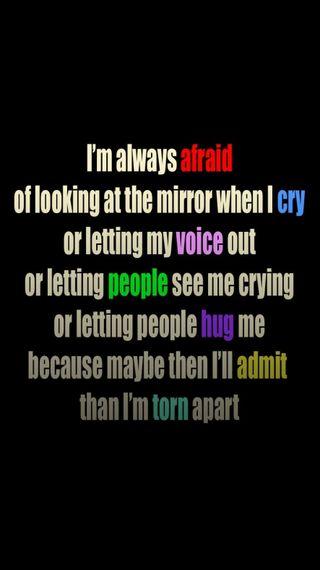 Обои на телефон обнимать, люди, voice, torn apart, cry, afraid