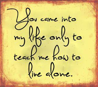 Обои на телефон забота, чувства, приятные, поговорка, одиночество, новый, любовь, грустные, love, live alone
