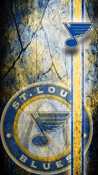 Обои на телефон хоккей, нхл, луи, st louis blues, nhl