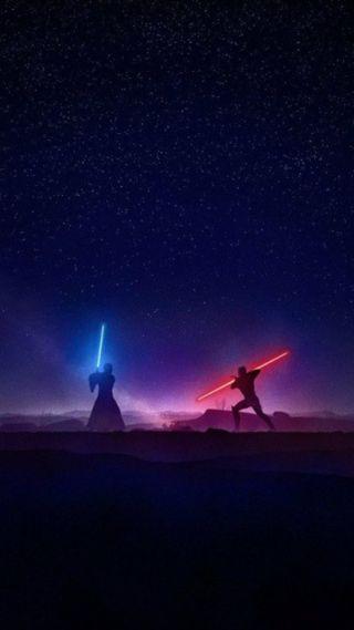 Обои на телефон звездные войны, черные, фургон, световой меч, космос, звезда, войны, starwars7, star wars, obi van, hd, darkside