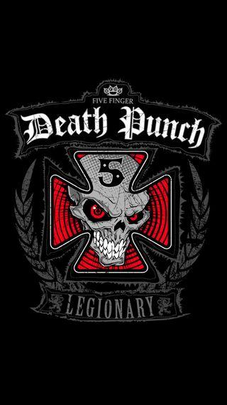 Обои на телефон палец, черные, череп, сыны, смерть, плохой, панч, анархия, five finger death punch, five, ffdp, bad
