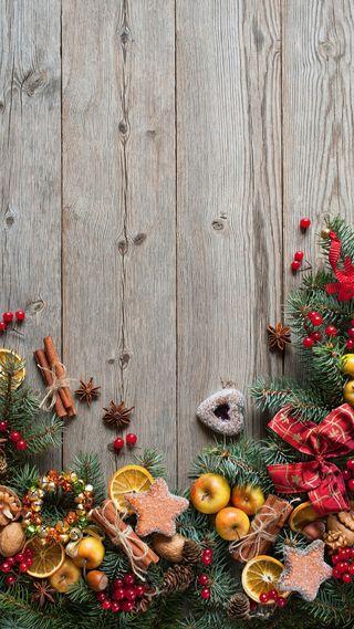 Обои на телефон фотографии, фрукты, украшение, рождество, праздник, осень, еда, дерево, autumn pictures