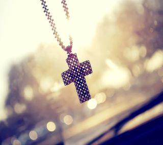 Обои на телефон христианские, светящиеся, знаки, духовные, hd, christian sign