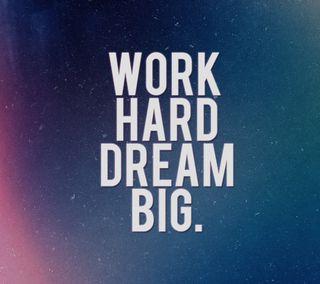 Обои на телефон big, цитата, поговорка, мечта, мотивация, работа, жесткие