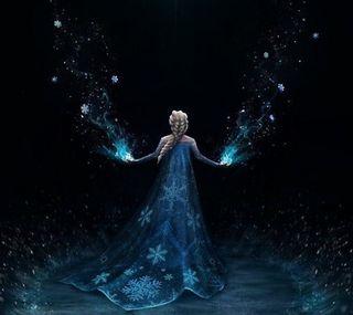 Обои на телефон arendelle, disney, ice queen, elsa the ice queen, дисней, лед, холодное, принцесса, королева, эльза