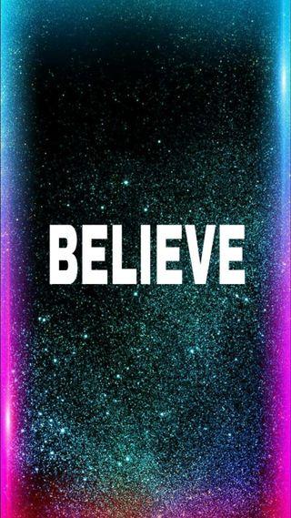Обои на телефон мотивационные, верить, галактика, андроид, galaxy, android