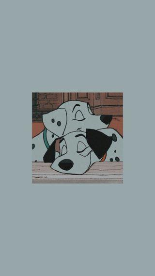 Обои на телефон собаки, дисней, tumblr, disney, 101dalmata