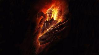 Обои на телефон феникс, таргариен, огонь, мама, лед, красочные, игра, дракон, mother of dragons, khaleesi, got, emilia clarke, crank