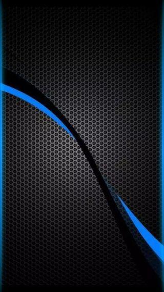 Обои на телефон стиль, серебряные, синие, металл, грани, абстрактные, s8, s7, edge style
