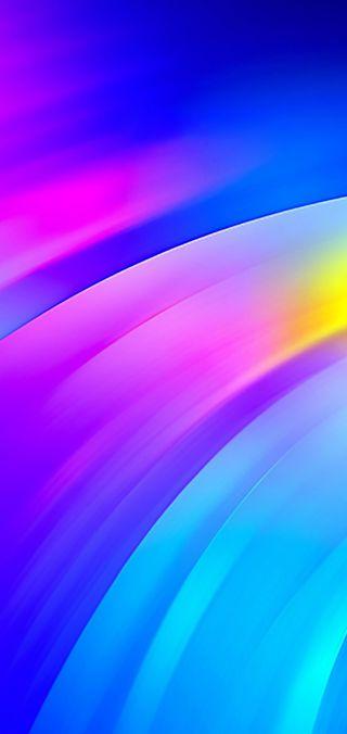 Обои на телефон цветные, сяоми, редми, xiaomi redmi 7, full