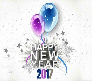 Обои на телефон год, счастливые, новый, happy new year 2017, fgds, edfs