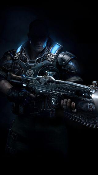 Обои на телефон шестерни, война, gears of war 4, gears of war 3, gears of war 2, gears of war