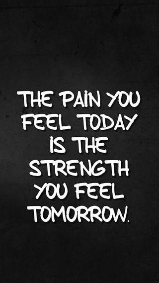 Обои на телефон боль, цитата, сила, сегодня, поговорка, новый, крутые, знаки, завтра, the strength