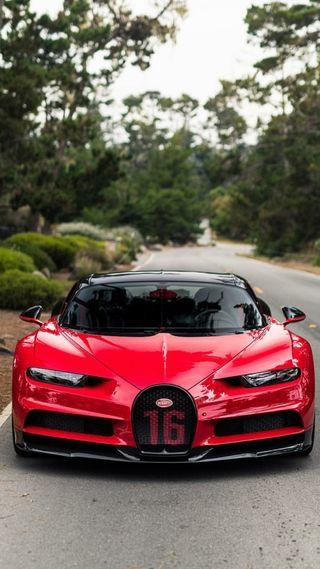 Обои на телефон чирон, бугатти, суперкары, спортивные, новый, машины, красые, гиперкар, америка, bugatti
