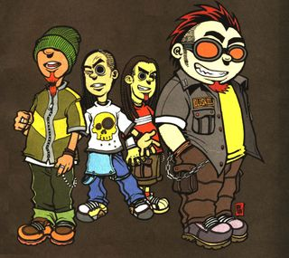 Обои на телефон банда, the big gangs, big