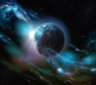 Обои на телефон солнечный, система, галактика, galaxy