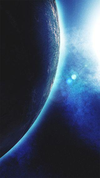 Обои на телефон sci, dark silence, темные, космос, солнце, пришелец, космонавт, наука, тишина, фантастика, внешний, космический корабль