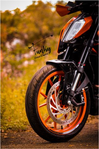 Обои на телефон мотоциклы, ктм, stunt, ktm duke390