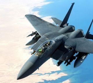 Обои на телефон самолет, реактивный, боец, fighter jet