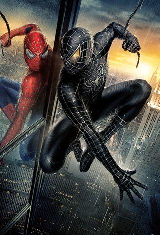 Обои на телефон фильмы, паук, веном, spider man 3, spider man, man, hd