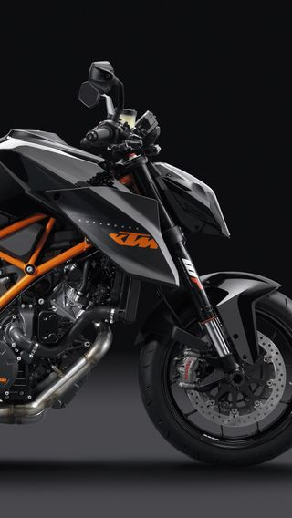 Обои на телефон черные, спортивные, мотоцикл, гонка, байк, sports bike, racing bike wallpaper, racing bike, duke 1200 black, duke