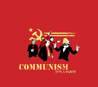 Обои на телефон поговорка, крутые, комедия, забавные, communism