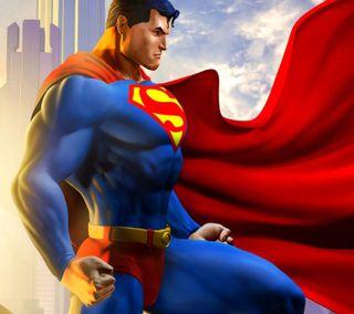 Обои на телефон анимационные, фильмы, супермен, супергерои, стальные, мультфильмы, man of steel 2013