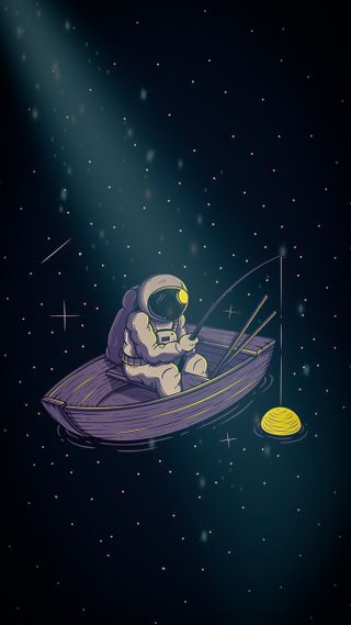 Обои на телефон космонавт, universo