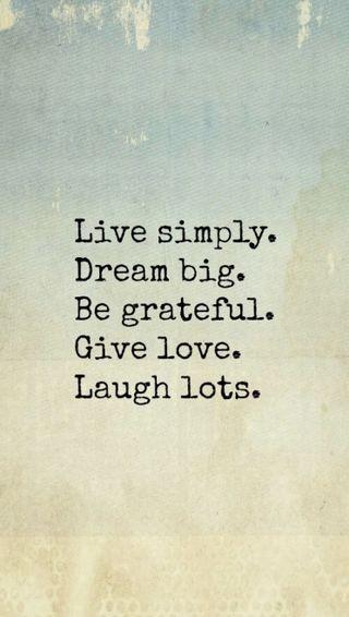 Обои на телефон смех, просто, мечта, любовь, будь, love, lots, live, grateful, give, big