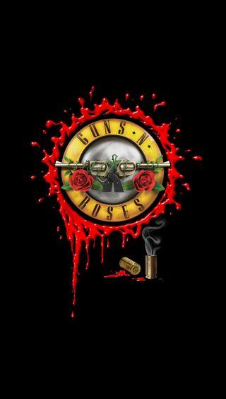 Обои на телефон рок, розы, оружие, музыка, классика, slash, guns n roses, axl