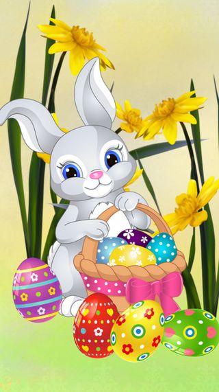 Обои на телефон яйца, пасхальные, счастливые, весна, 720x1280px