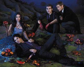 Обои на телефон вампиры, фильмы, vampire diaries
