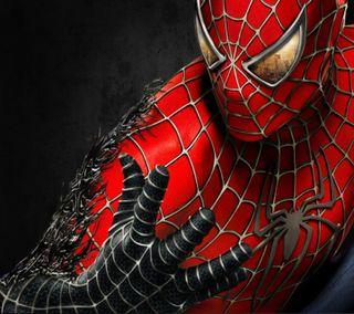 Обои на телефон человек паук, фильмы, логотипы