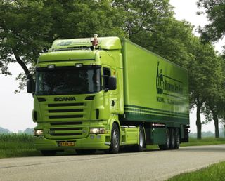Обои на телефон грузовик, scania truck hd1, scania, hd