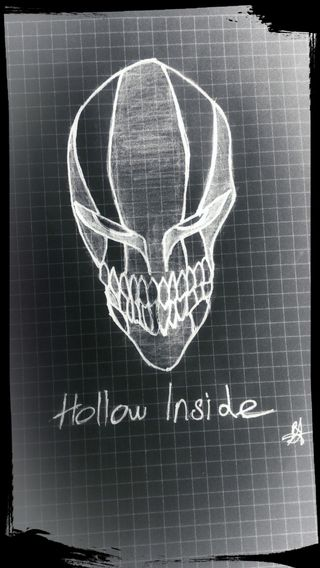 Обои на телефон блич, маска, ичиго, hollow mask ichigo, hollow mask
