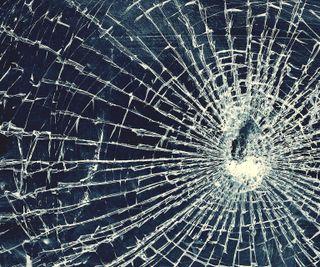 Обои на телефон стекло, сломанный, broken glass