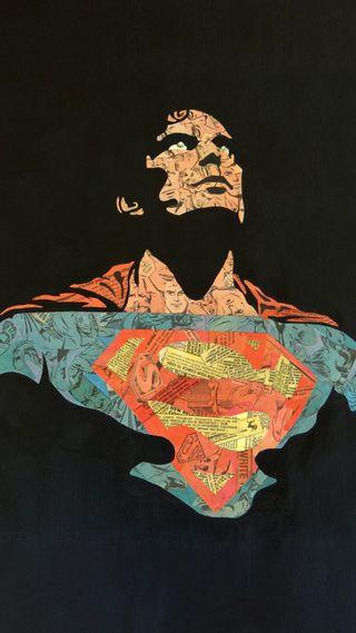 Обои на телефон супергерои, супермен, марвел, комиксы, господин, marvel