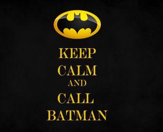 Обои на телефон спокойствие, комиксы, забавные, бэтмен, batman call