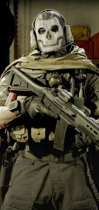 Обои на телефон стрелок, современные, призрак, оружие, игра, война, видео, варфаер, simon riley, modern warfare, ghost, fps, cod mw ghost, call of duty