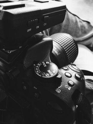 Обои на телефон эффект, фотография, камера, pistols, nikon, gadgets, dslr, canon, cameras