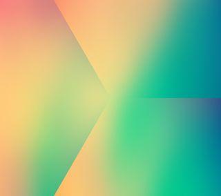 Обои на телефон иллюзии, цветные, простые