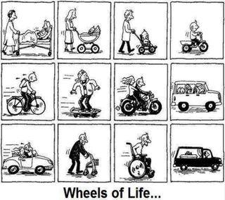 Обои на телефон молодой, колеса, старые, смерть, жизнь, wheels of life