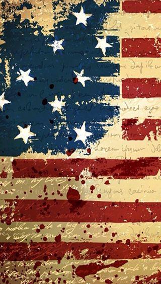Обои на телефон флаг, сша, американские, usa