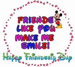 Обои на телефон дружба, счастливые, смайлики, сердце, приятные, милые, крутые, друзья, день, высказывания, happy friendship day