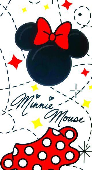 Обои на телефон точки, лук, розовые, минни, микки, маус, магия, лето, дисней, dlr ms mouse, disney