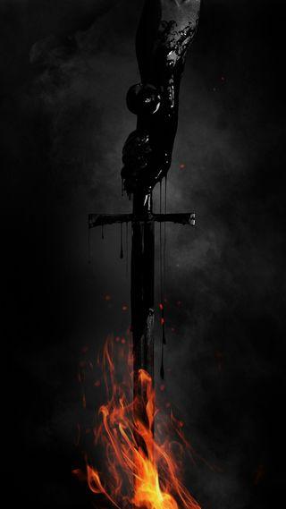 Обои на телефон ведьма, фантазия, темные, охотник, огонь, война, арт, the last witch hunter, last witch hunter, art