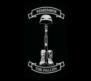 Обои на телефон упавший, помни, герои, военные, remember the fallen