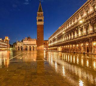 Обои на телефон сан, марко, италия, венеция, san marco, piazza