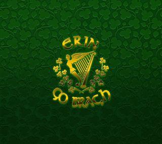 Обои на телефон ирландские, флаг, навсегда, ирландия, harp, erin go bragh, eire